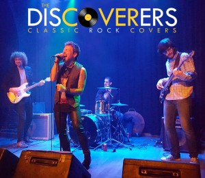The Discoverers livelogo